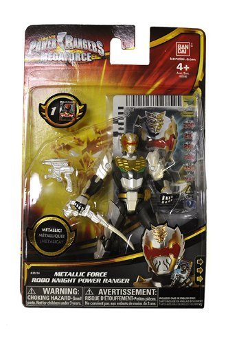 Power Rangers Mega Force Metallic Force Robo Knight Power Ranger -