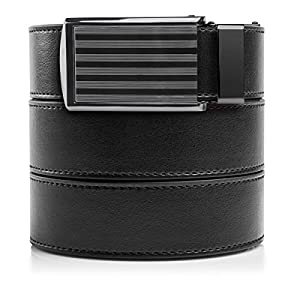 SlideBelts Men's Ratchet Belt – Custom Fit