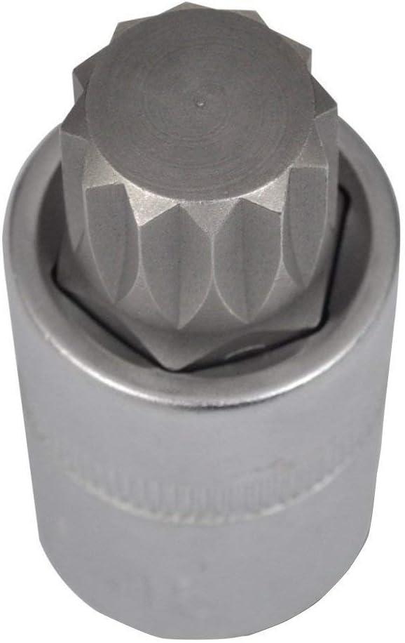 Juego de llaves de vaso AUFUN para interior y exterior con puntas Torx