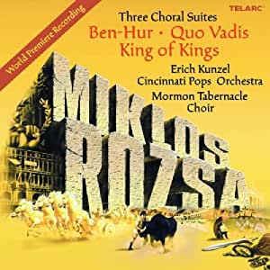 Three Choral Suites Ben-Hur/Q