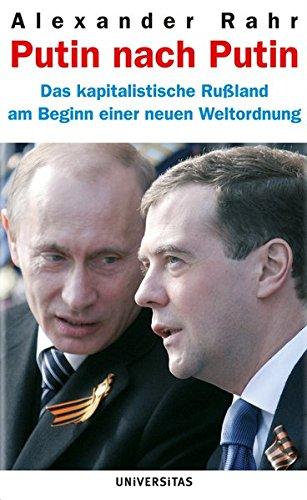Putin nach Putin: Das kapitalistische Rußland am Beginn einer neuen Weltordnung