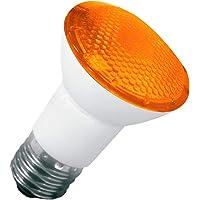 PAR20 LED 6W AMBAR 127/220V IP65