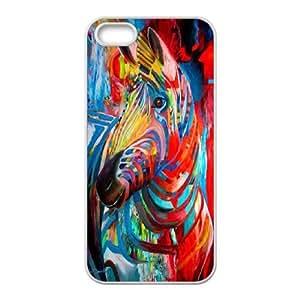 Clzpg Personalized Iphone5,Iphone5S Case - Zebra cover case