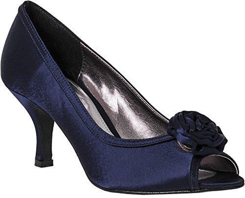 Azul De Mujer Para Vestir Lexus Zapatos Marino 0HgqRTH
