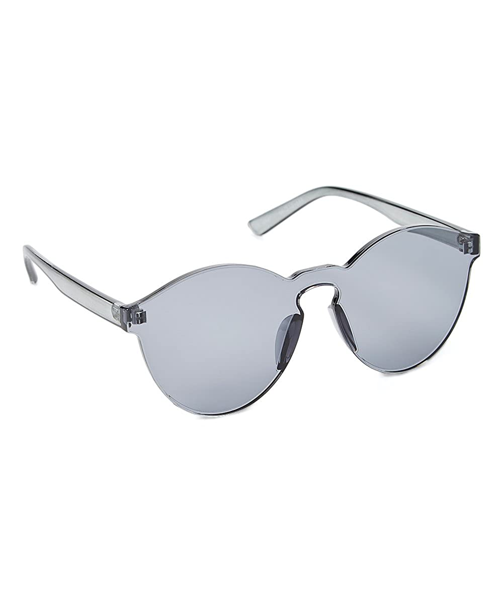 Pop Fashionwear One Piece Rimless Sunglasses P4162