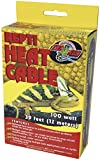 Zoo Med Reptile Heat Cable 100 Watts, 39-Feet