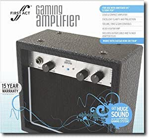 first act gaming amplifier ma007 used with nintendo ds and sony psp video games. Black Bedroom Furniture Sets. Home Design Ideas