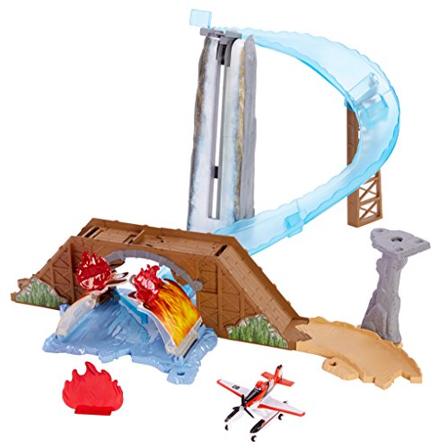 Disney Planes Waterfall Rescue Track Set ()