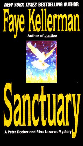 Sanctuary: A Decker/Lazarus Novel (Peter Decker and Rina Lazarus Series Book 7)