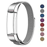 Fitbit Alta HR and Alta Bands Metal Small & Large (5.5' - 9.9'), Swees...