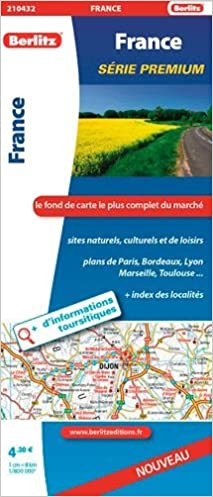 Téléchargement gratuit de livres mp3 FRANCE ROUTIERE ET TOURISTIQUE PREMIUM en français PDF ePub iBook 2400210438