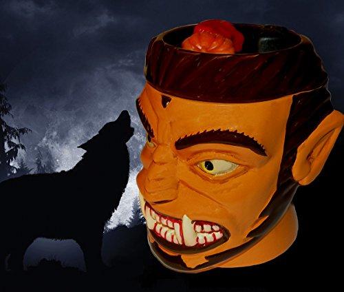 HalloweenForevermore.com Curse of the Werewolf - Horror Style Wax Warmer
