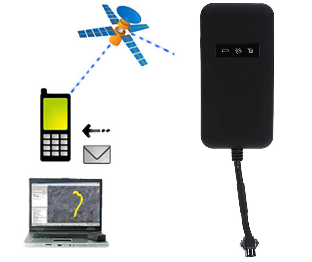 GPS Tracker GT02A Pro Brother_Inc