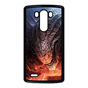 creature LG G3 Cell Phone Case Black PSOC6002625562622