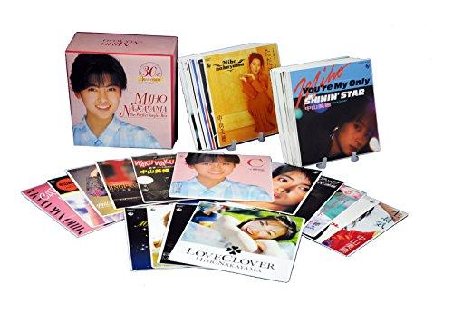 中山美穂、中山美穂&WANDS / 30th Anniversary THE PERFECT SINGLES BOX