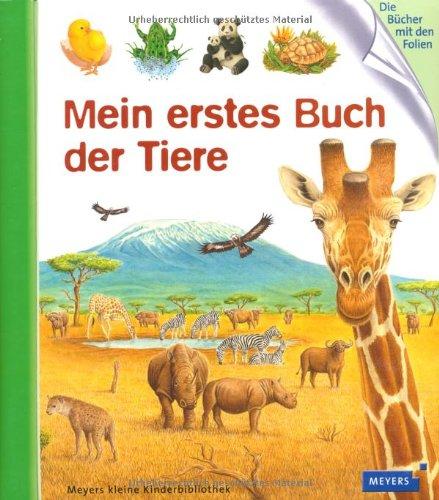 Mein erstes Buch der Tiere