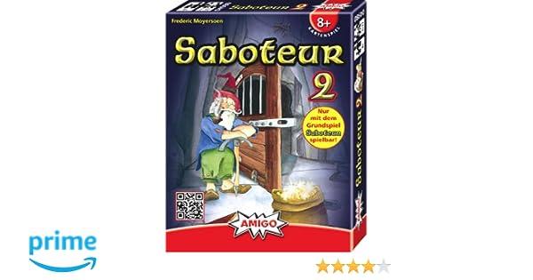 Amigo - Juego de Cartas, de 2 a 12 Jugadores (Importado): Amazon ...