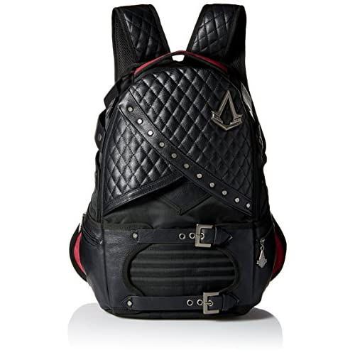 Discount Bioworld Men's Assassins Creed Laptop Backpack
