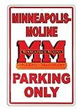 MM Parking Sign