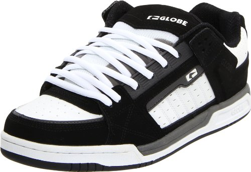 GLOBE Skateboard Shoes LIBERTY BLACK/WHITE/CHARCOAL