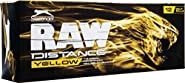 2014 Slazenger Raw Distance Yellow (12 Pack)