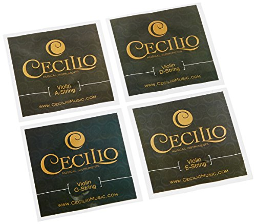 Cecilio Packs Stainless Steel Strings product image