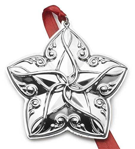 Towle 2018 Star Sterling Silver Christmas Holiday Ornament,...