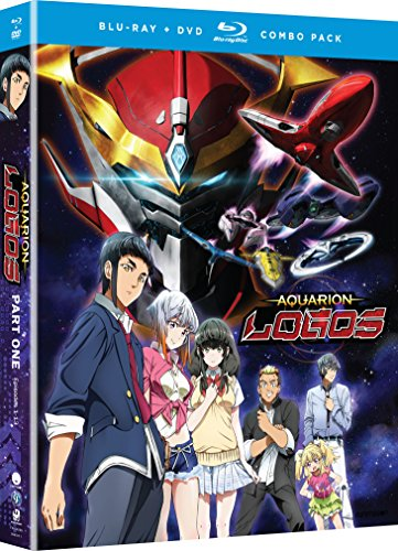 Aquarion Logos: Season 3, Part 1 (Blu-ra/DVD Combo) [Blu-ray]