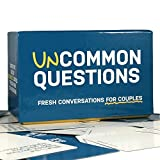 question game - 200 Fresh Conversations Starters for Couples | UNCOMMON QUESTIONS | Daily Tool to Reconnect with Your Partner | Quick Relationship Strengthener | Works Great for Groups