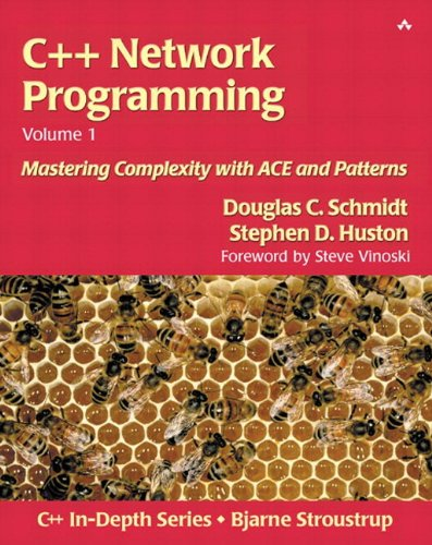 Download C++ Network Programming, Volume I: Mastering Complexity with ACE and Patterns: 1 Pdf