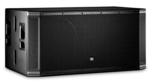 JBL SRX828SP Dual Self-Powered, Subwoofer System, 18