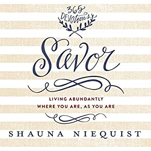 Savor Audiobook
