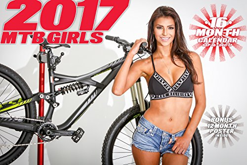 2017 MOUNTAIN BIKE GIRLSCALENDAR ()