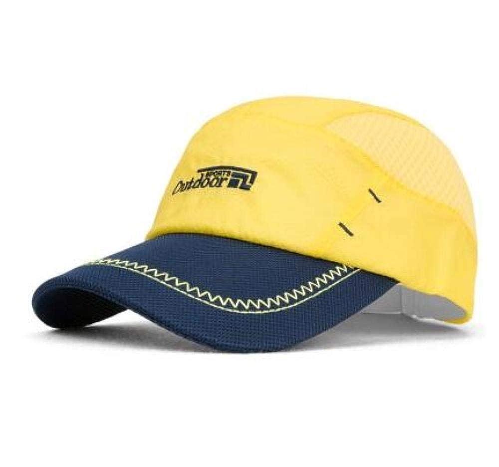 Baseball Cap Spring and Summer Outdoor Quick-Drying Sun hat mesh Cap Breathable Sunbonnet Travel Cap