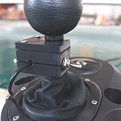 6c00f6c2e09 FidgetFidget Truck SIM Shifter MOD for G29 Shifter Logitech G920 G27 ETS2 &  ATS 18 Speed: Amazon.ca: Electronics