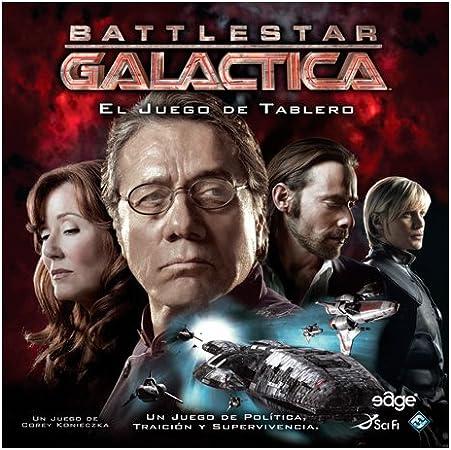 Battlestar Galactica - Juego de Mesa (Edge Entertainment EDGBG01)