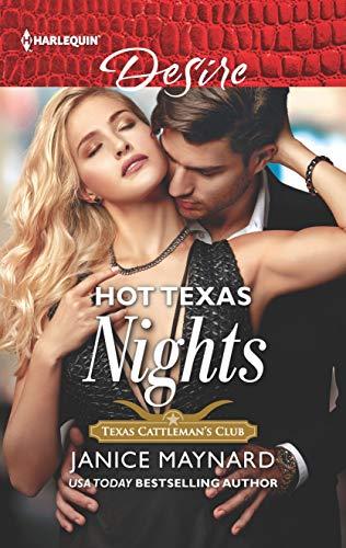 Hot Texas Nights (Texas Cattleman's Club: Houston Book 1)