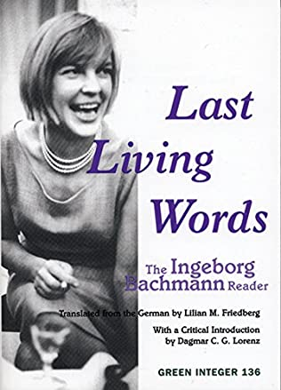 book cover of Last Living Words