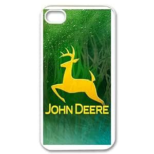 Custom Phone Case John Deere For iPhone 4,4S H55136
