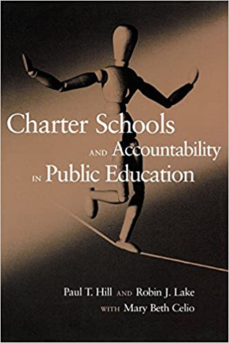 Author Of Fight For Best Charter Public >> Amazon Com Charter Schools And Accountability In Public Education