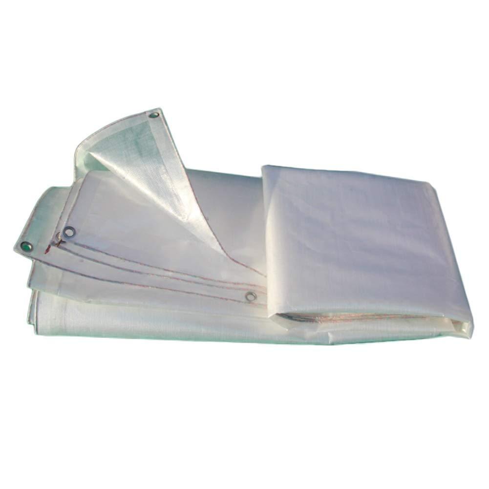 3×4m Yunyisujiao Plane Regendichte Leichte Sonnencreme Outdoor Insulation Canopy Canvas Plane Schatten Wachstuch, 200 g m² (Farbe   3×4M)