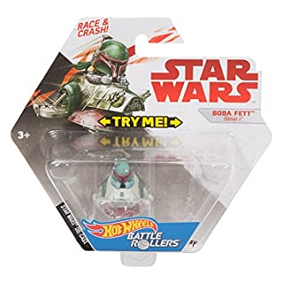 Hot Wheels Star Wars Boba Fett, vehicle