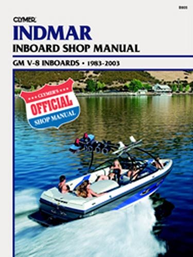 Clymer Indmar Inboard Gm V8 Manual