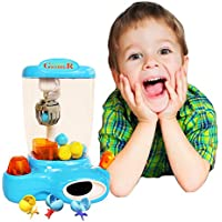 Toy Cubby Electronic Mini Arcade Claw Candy Treats and...