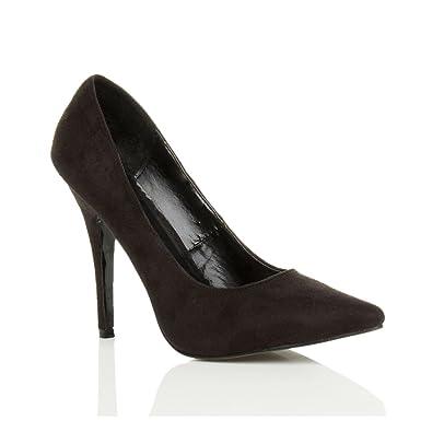 d3ee9ec284a Hommes Drag Queen travesti Talon Haut Escarpins Pointus Chaussures Pointure  9 43  Amazon.fr  Chaussures et Sacs