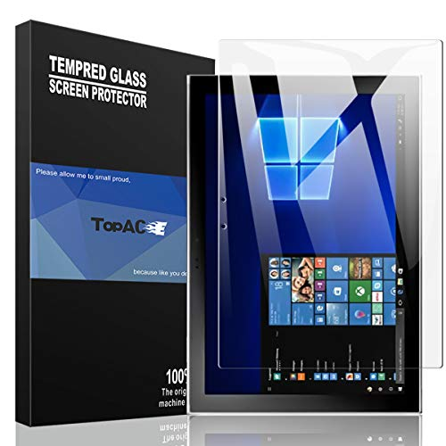 TopACE for Samsung Galaxy Book2 9H Hardness Screen Protector[Anti-Scratch][Bubble Free] Tempered Glass Compatible for Samsung Galaxy Book2 (1 Pack) (Case Protector Book)