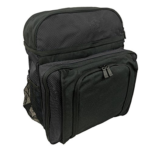 (Top Loader Backpack Fits Up To 13-inch Laptops College Student Backpack - Black)