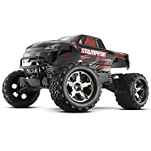 Traxxas RTR 1/10 Stampede 4X4 VXL 2.4GHz, Colors May Vary
