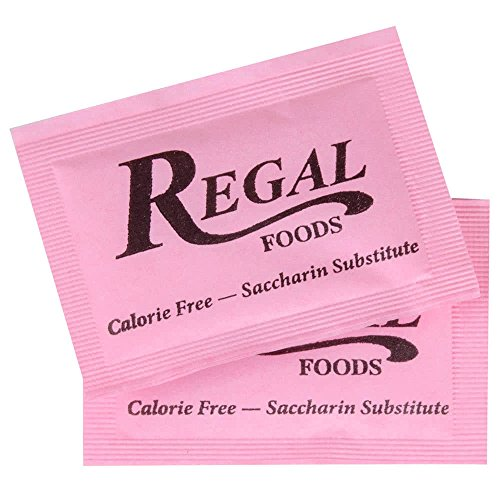TableTop King Sugar Substitute Packet