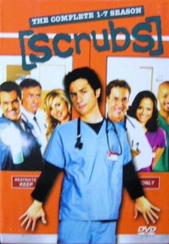 Scrubs 1-7 Seasons